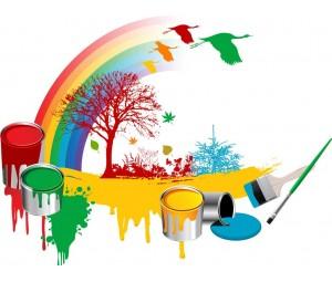 儿童房用环保抗涂鸦内墙涂料的配方设计