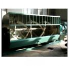 10吨,20吨,30吨卧式真石漆搅拌机,卧式双螺带混合机
