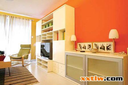 室内墙面涂料色彩搭配技巧