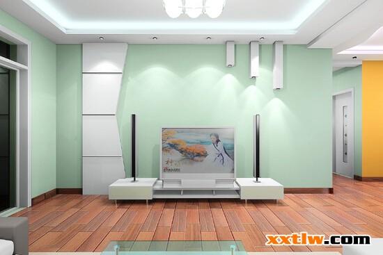 室内墙面漆颜色搭配
