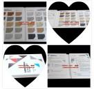 涂料色卡制作 涂料色卡 橱柜色卡上海恒进色卡专业色卡