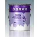 供应水性涂料 莲花海藻泥水性墙面漆