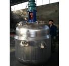 莱州明冠不锈钢反应釜价格,不锈钢反应釜规格