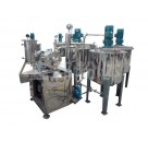 【鑫邦】石墨烯生产设备 纳米级卧式砂磨机厂家