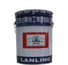 兰陵油漆 聚氨酯银粉防腐面漆 耐候性强