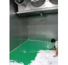 耐低温零下35度金刚砂耐冲击聚氨酯地坪漆