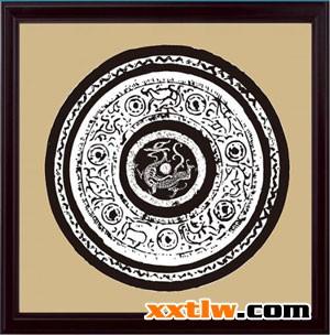 古代中国传说的四大神兽分别为青龙