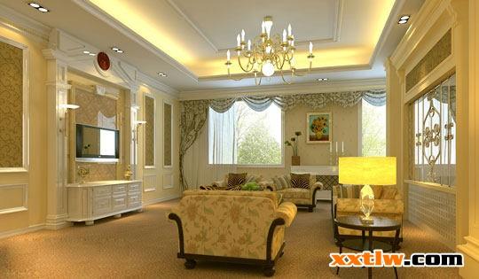 传统欧式追求华丽、高雅,典雅中透着高贵,深沉里显露豪华,具有很强的文化感受和历史内涵。在空间上追求连续性,追求形体的变化和层次感。室内外色彩鲜艳,光影变化丰富;室内多用带有图案的硅藻泥背景墙、地毯、窗帘、床罩、及帐幔以及古典式装饰画或 物件。为体现华丽的风格,家具、门、窗多漆成白色,家具、画框的线条部位饰以金线、金边。