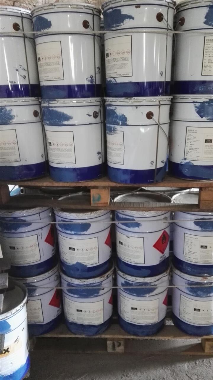 回收 油漆固化剂