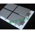 氟碳实色漆保温装饰一体板,新型外墙无机保温防火板