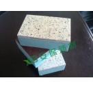 水包沙保温装饰一体板,外墙保温装饰材料