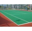 清远丙烯酸网球场施工建设 承接网球场地坪铺设工程
