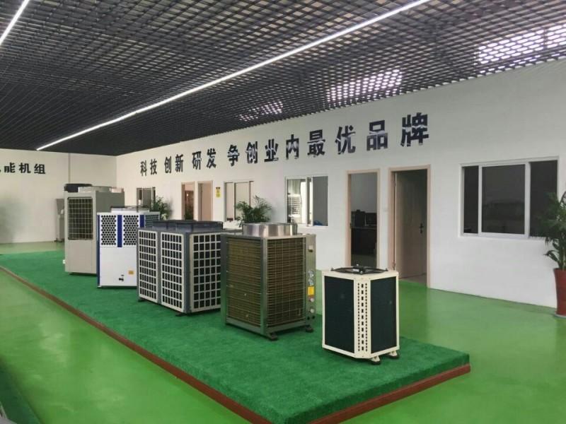 苏州常熟昆山酒店宾馆空气能热泵热水器