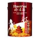 好运中国茶净全效内墙乳胶漆6.5kg