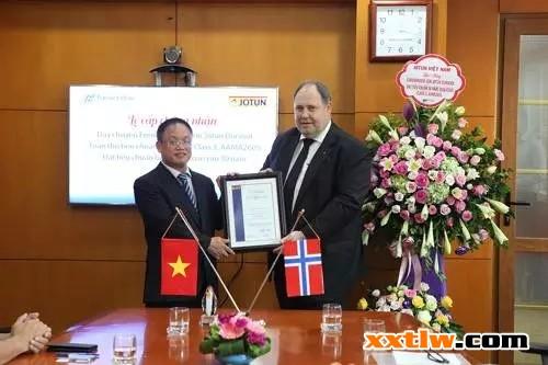 佐敦粉末优发娱乐为越南铝门窗最大供应商提供30年质保