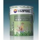 硅藻泥纯净空间环保墙面水漆