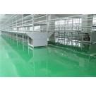 淄博周村区厂房地面改造用环氧地坪漆材料