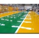 淄博高青县供厂房车间地面使用的环氧地坪漆