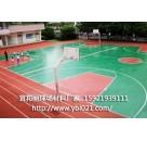 球场地坪施工过程中的四个要点:环境,材料,工具,技术