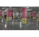 广州室内停车场地面用什么漆 专业停车场防滑地坪漆