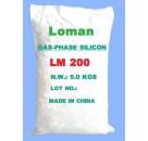 芜湖龙曼供应硅橡胶锂电池油墨用气相白炭黑