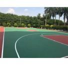 广东篮球场建设 篮球场翻新价格 篮球场地面漆涂刷