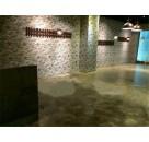 广州商铺复古怀旧地板施工多少钱?怀旧地坪漆施工价格