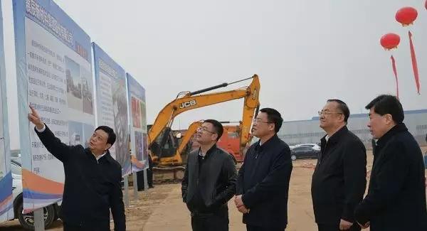 展辰集团北方总部基地开工建设,未来对接两市15省市场销售和服务