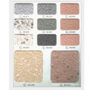 青岛真石漆厂家 质感涂料  仿石涂料 大理石罗马柱涂料