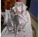 树脂工艺品仿电镀银漆 喷涂型电镀亮银 金属亮光银色漆批发