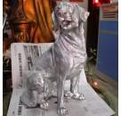 仿电镀银漆批发 树脂工艺品仿电镀效果 电镀亮银喷涂漆工艺