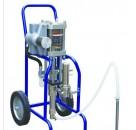 江苏钢管喷漆机 气动式高压无气喷涂机 管道喷涂设备