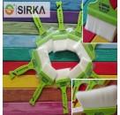 西莱卡水性漆专用纤维刷