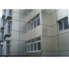 承接新厂房办公楼外墙涂装工程