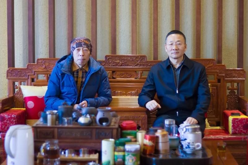 吉林省非物质文化遗产传承人泥人钟爱上硅藻泥