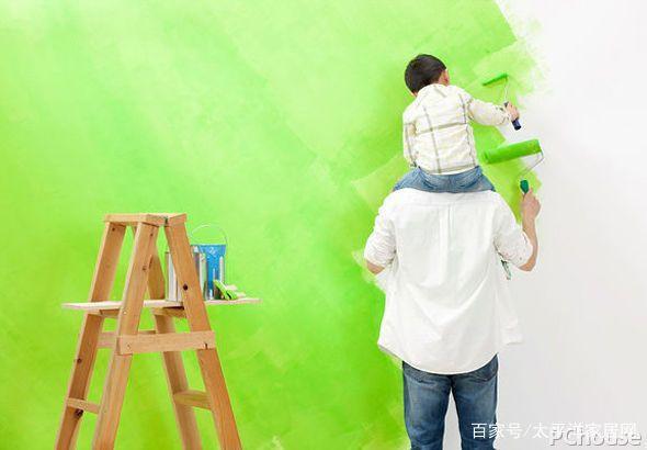 一桶多加500块买的儿童漆,真比普通油漆更环保吗?