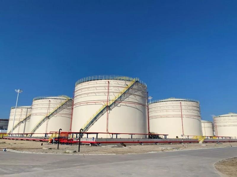 """立邦参与建设""""一带一路""""恒逸文莱PMB石油化工项目"""