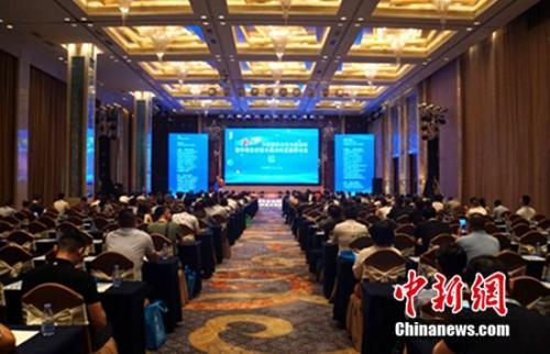 水性科天亮相第十三届中国国际水性木器涂料发展研讨会