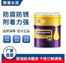 厂家直销敦普水漆 工业防锈防腐涂料 水性油漆 自干漆
