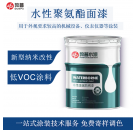敦普水性水性聚氨酯面漆 双组分漆 加强型耐磨工业涂料