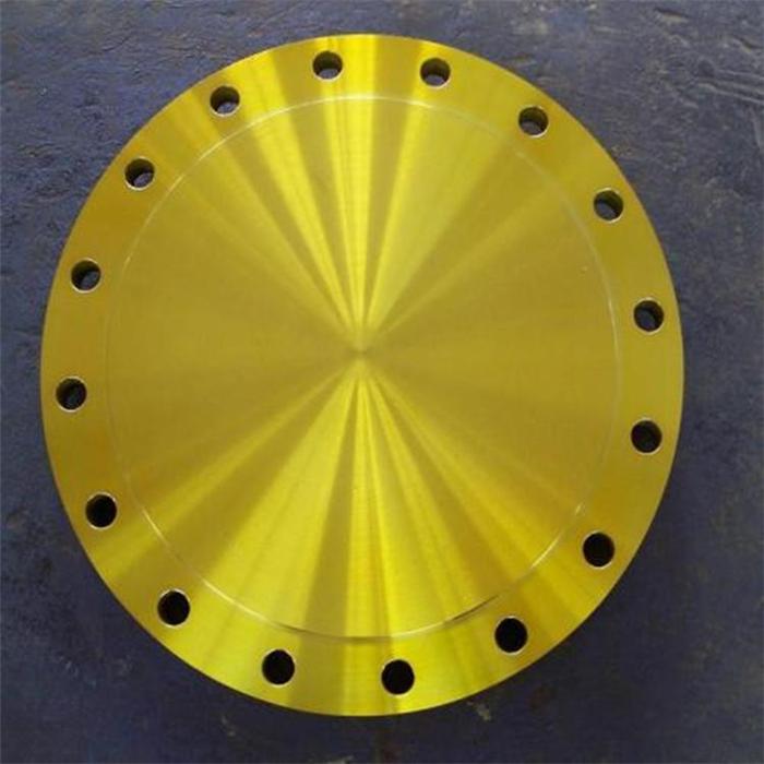厂家推荐:盲板的生产工艺流程