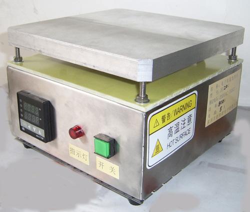 供应加热平台恒温加热板固晶工具
