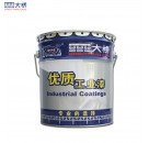 大桥油漆 环氧铁红防锈底漆 钢结构储罐管道设备防腐防锈涂料