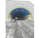 成都隧道防火涂料生产厂家 白沙龙涂料 性价比高