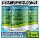 丙烯酸聚硅氧烷广告牌装饰防腐涂料 亮度高防腐能力强