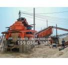 玄武岩制砂生产线/破碎制砂机