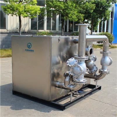 地下卫生间污水提升设备-污水提升器