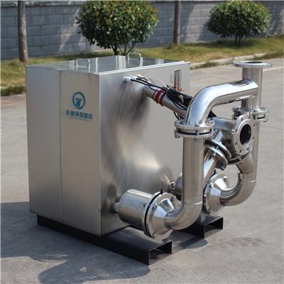 天健环保-一体式地下卫生间污水提升设备