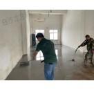 厂房地坪施工 白沙龙无机特种自流平砂浆 专业的施工团队