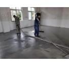 车库地坪施工   白沙龙涂料   专业的生产团队
